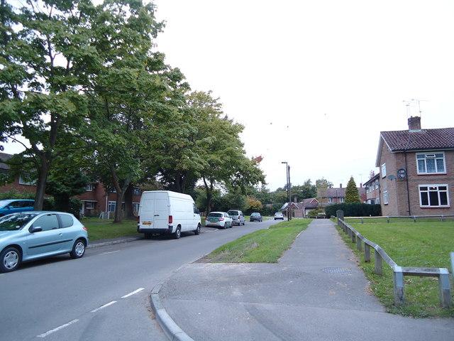 Parham Road, Ifield