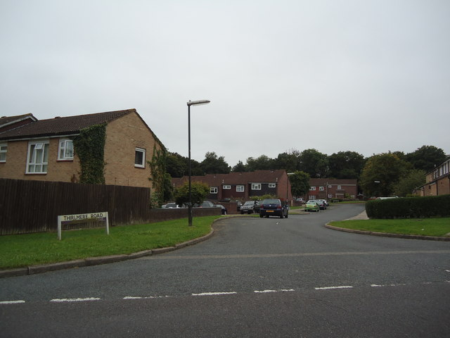 Thirlmere Road, Ifield