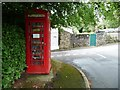 ST3398 : Coed-y-paen library by Christine Johnstone