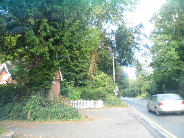 White Hill, Remenham