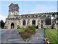 SD8706 : Parish Church of St Leonard, Middleton by David Dixon