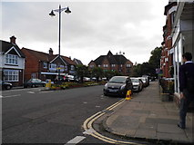 SU7682 : Station Road, Henley on Thames by David Howard