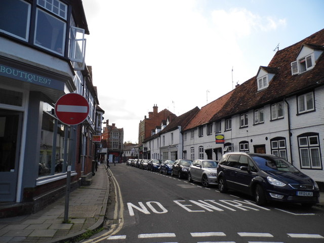 Friday Street, Henley on Thames