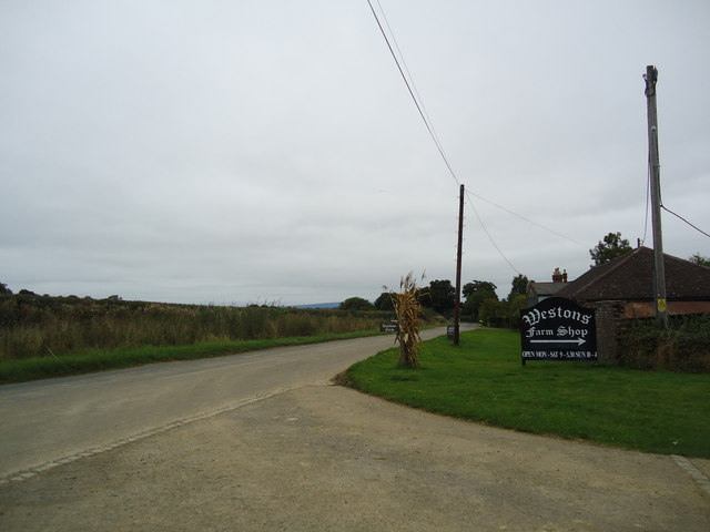 Weston's Hill, Itchingfield