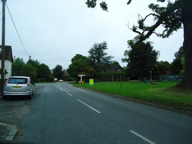 Sandhills Road, Barns Green