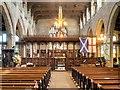 SD8706 : The Parish Church of St Leonard, Middleton by David Dixon