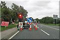 SE5154 : A59, Roman Road by Pauline E