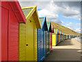 NZ8911 : Red, yellow, blue, green, red, yellow, blue, green by Pauline E