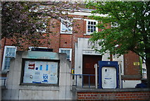 TQ3370 : Gipsy Hill Police Station by N Chadwick