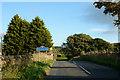 NY9623 : B6277 entering Mickleton by Trevor Littlewood