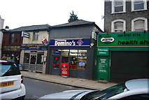TQ3370 : Domino's, Gipsy Hill by N Chadwick
