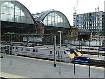 TQ3083 : King's Cross Station by Chris Allen