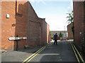 SP1195 : Farthing Lane off Birmingham Road by Robin Stott