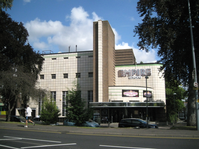 Empire Cinema, Maney Corner
