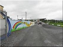 H1312 : Sean O'Heslin's Park, Ballinamore by Kenneth  Allen