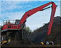SJ7797 : Scrap metal yard, Eccles by William Starkey