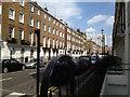TQ2781 : East on York Street, Marylebone by Robin Stott