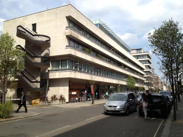 88-110 George Street, Marylebone