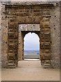 SK4770 : Castle Door view by Gordon Griffiths