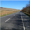 SH6760 : A5 parking area east of Llyn Ogwen in Snowdonia by Jaggery