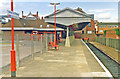 SU7682 : Henley-on-Thames station, 1993 by Ben Brooksbank