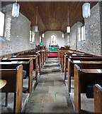 SV9215 : The Interion of St Martin's Church by John Rostron