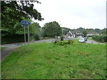 ST2896 : The site of lock 63, Mon & Brec canal by Christine Johnstone