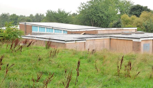 Former Joss Cardwell Centre, Belfast (1)