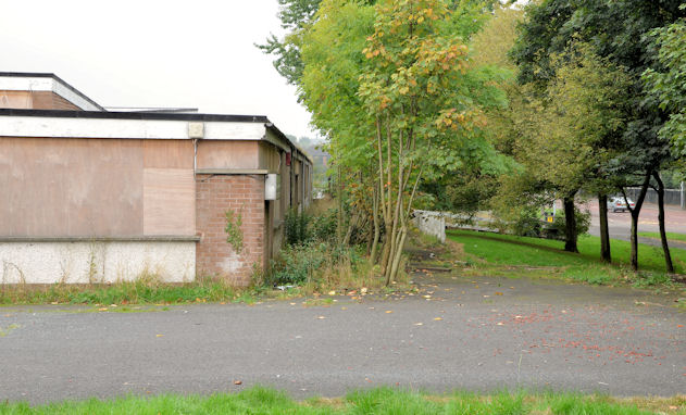 Former Joss Cardwell Centre, Belfast (2)