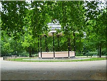 TQ2880 : The bandstand in Hyde Park by Shazz