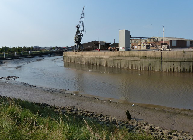 Port of Boston and the River Witham