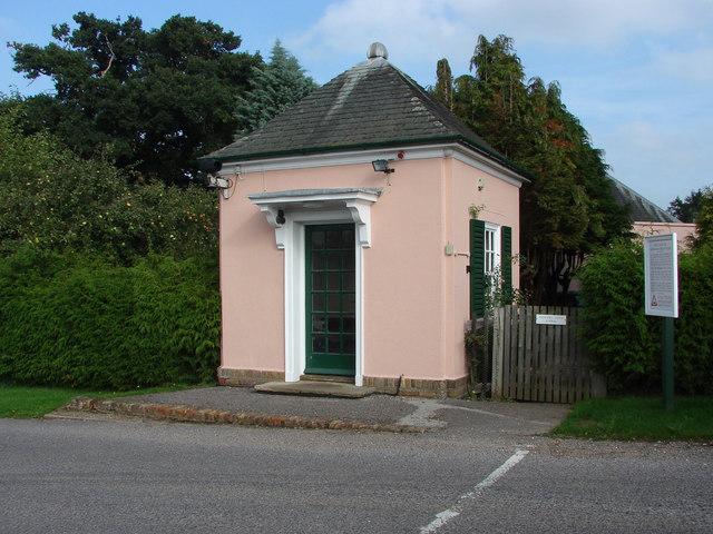 Ranger Gate lodge