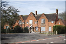 SU8651 : The Old Union Poor House (Workhouse) by N Chadwick