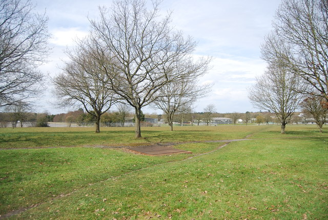Open space, Military Town