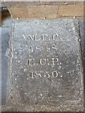 ST6316 : Sherborne Abbey: memorial (xiv) by Basher Eyre