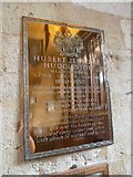 ST6316 : Sherborne Abbey: memorial (xlix) by Basher Eyre