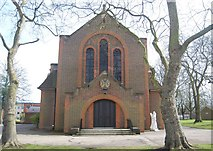 SU8652 : Church of St Andrew by N Chadwick