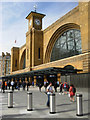 TQ3083 : King's Cross Square by Stephen McKay