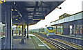 TQ3174 : Eurostar train to Waterloo passing Herne Hill by Ben Brooksbank