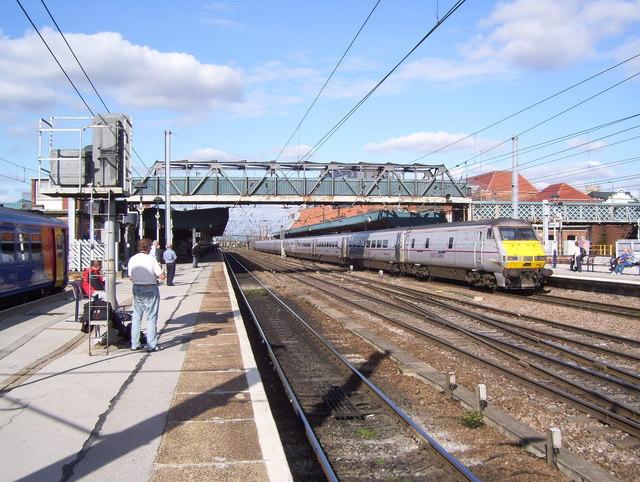 Doncaster Station
