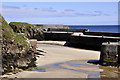 NB5363 : Port Nis by Stuart Wilding