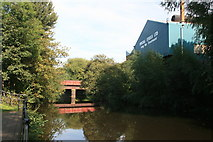 SK3788 : East Coast Road Bridge by Graham Hogg