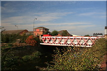 SK3789 : Newhall Bridge by Graham Hogg