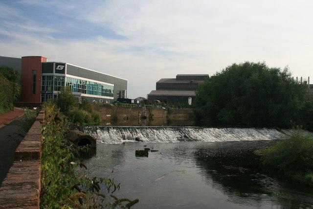 Brightside Weir