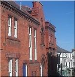 SJ0566 : Clwb Ceidwadwyr Dinbych / Denbigh Conservative Club by Ceri Thomas