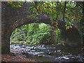 SD6792 : Garsdale Bridge and Clough River by Karl and Ali