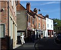 SK7054 : King Street, Southwell by Andrew Hill