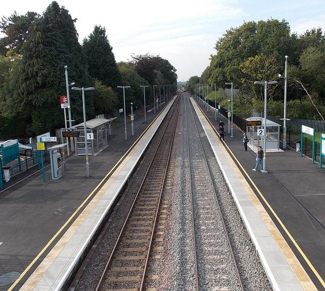 Gowerton railway station