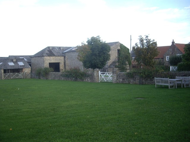 Steading at Holywell