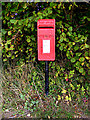 TG1520 : Haveringland/School Road Postbox by Adrian Cable